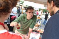 A termelői piacok szerepe a helyi élelmiszerek biztosításában