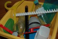 Műanyagégetés