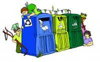 Kék, sárga...zöld! - Oktatócsomagunk a felelős hulladékgazdálkodásért