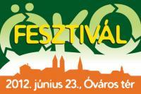 ÖKOFESZTIVÁL-2012. június 23., Veszprém-Óváros tér