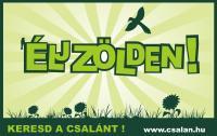 Élj zölden!