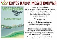 Veszprém megyei klímastratégia - bemutató